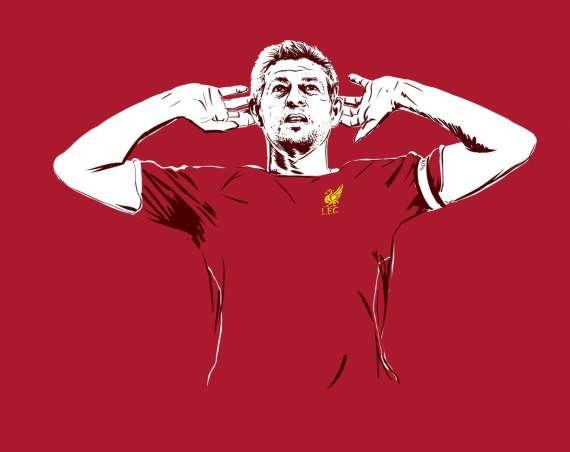 Quiz-ul fotbalistului Steven Gerrard!