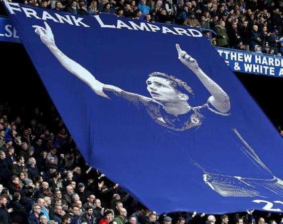 Quiz-ul fotbalistului Frank Lampard