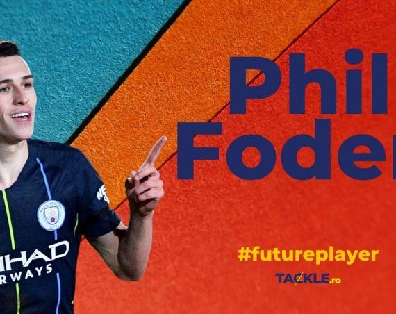 Future Player – Phil Foden
