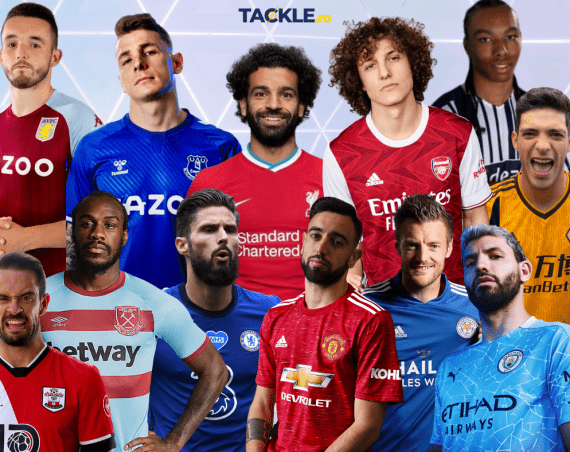 FOTO | Tricourile de joc pentru echipele din Premier League în sezonul următor