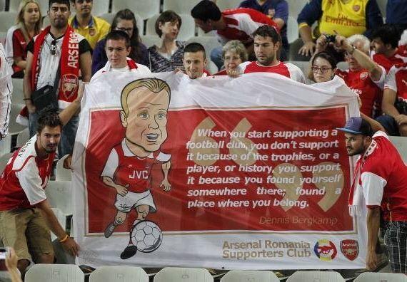 Despre noi – eu și Arsenal: Besiktaș – Arsenal. Am trecut de ei fluierând