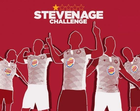 Cum Burger King a făcut din Stevenage FC cea mai populară echipă din FIFA 20