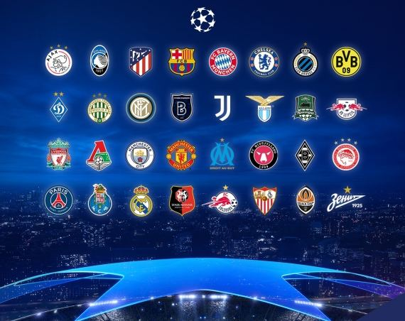 UEFA Champions League 2020/21: Preview faza grupelor