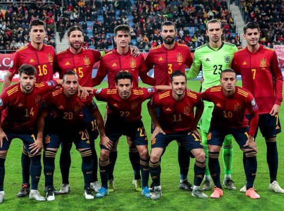 EURO 2020: Lot Spania