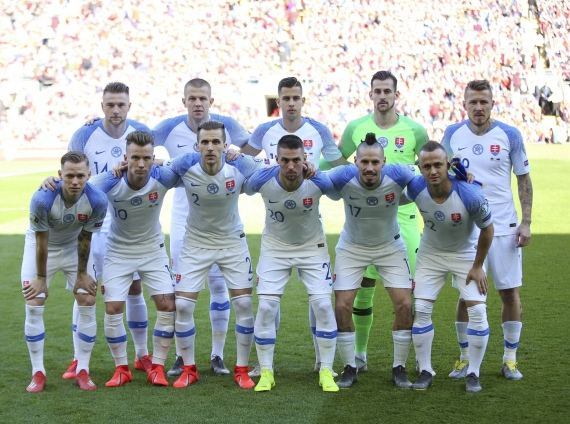 EURO 2020: Lot Slovacia