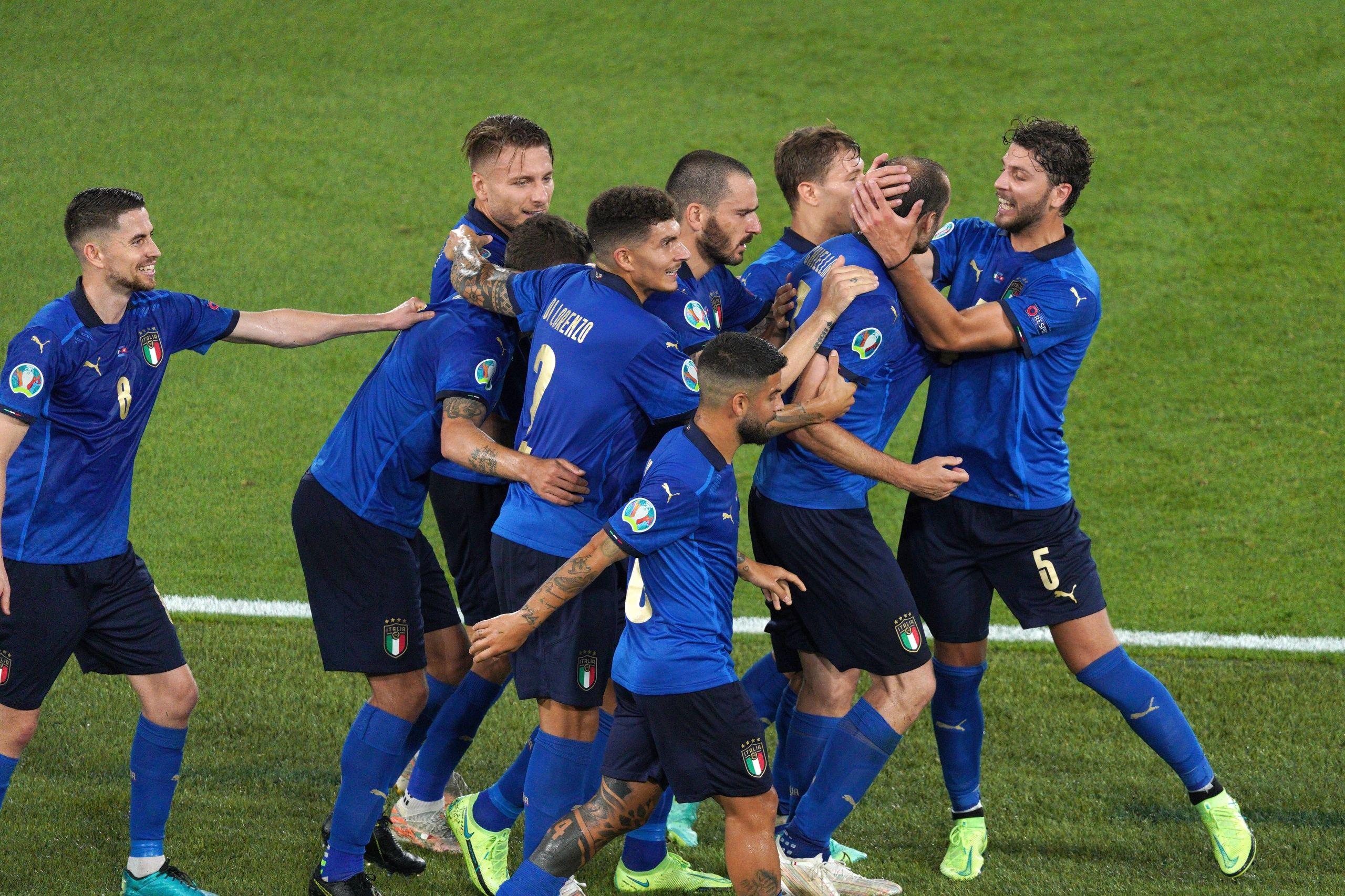 EURO 2020: Italia