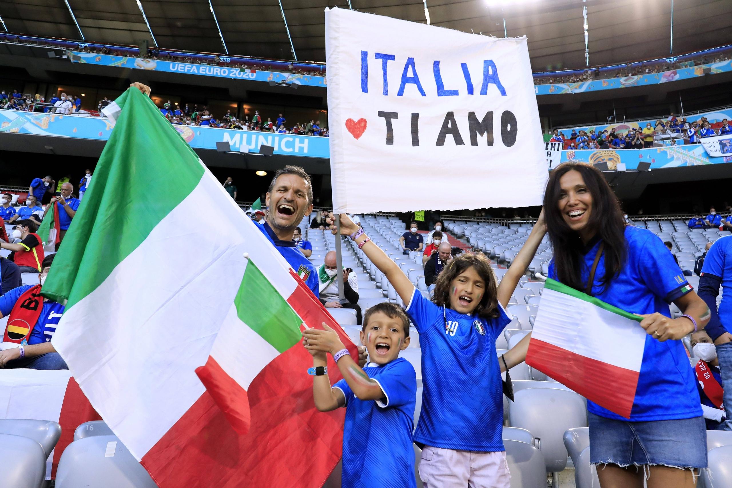 Fani italieni